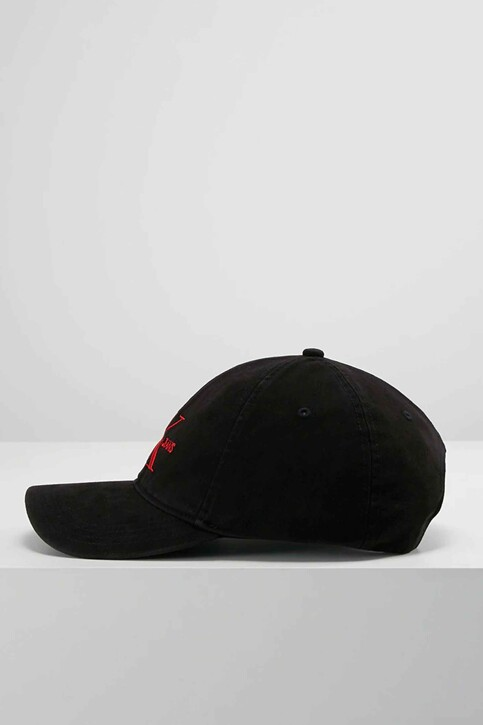 Calvin Klein Casquettes noir K50K504561_016 BLACK BEAUT img2