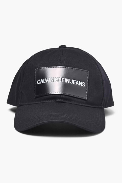 Calvin Klein Casquettes noir K50K504871016_016 BLACK BEAUT img4