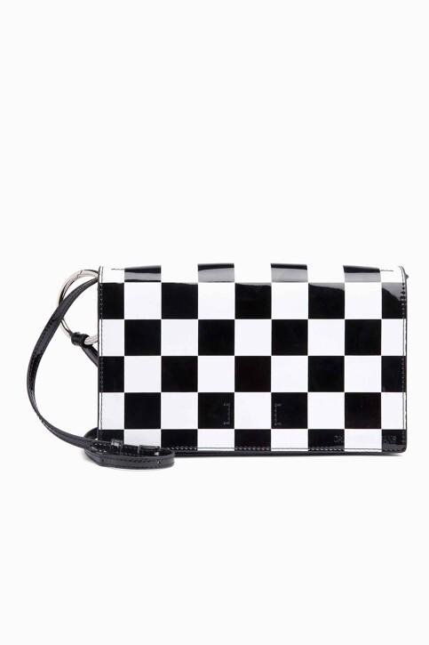 Calvin Klein Handtassen zwart K60K605249_910 CHECKERED img1