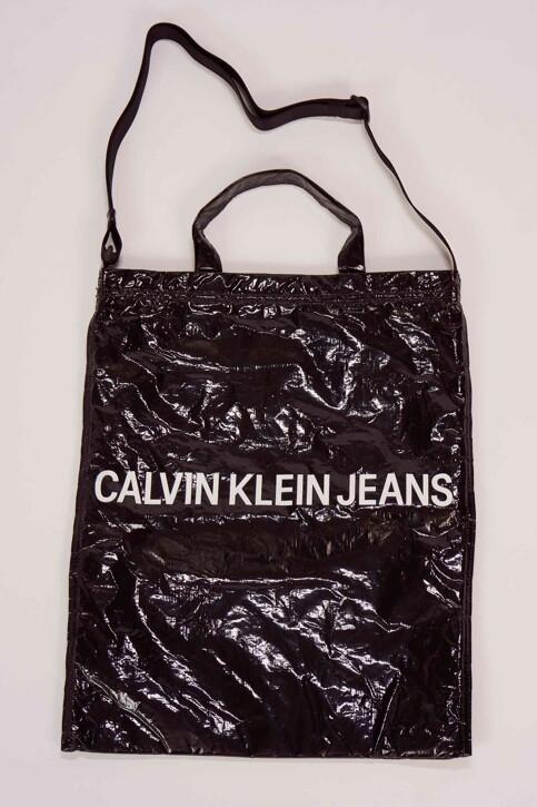Calvin Klein Handtassen zwart K60K605520001_001 BLACK img1