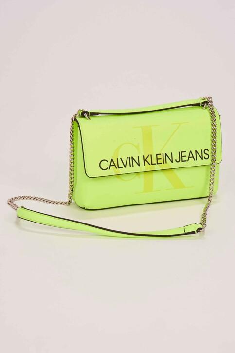 Calvin Klein Sacoches jaune K60K605523070_070 SAFETY YELL img1