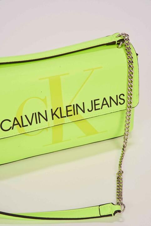 Calvin Klein Sacoches jaune K60K605523070_070 SAFETY YELL img5