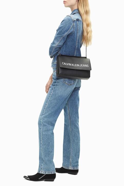 Calvin Klein Handtassen zwart K60K605809_BDS BLACK img4