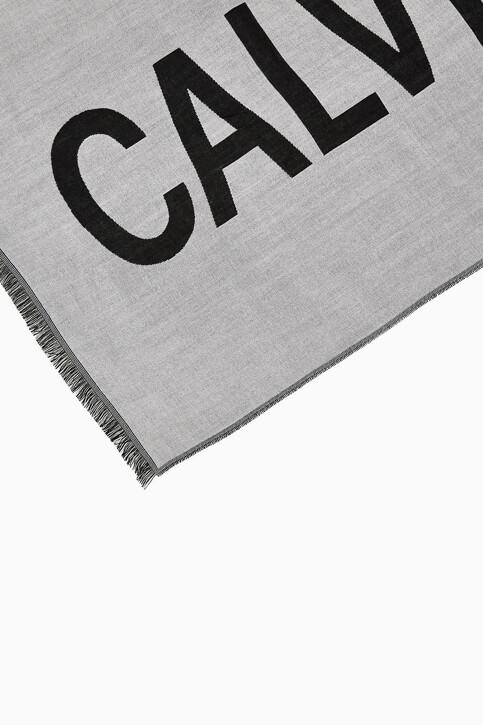 Calvin Klein Wintersjaals zwart K60K605827_BAE BLACK img2