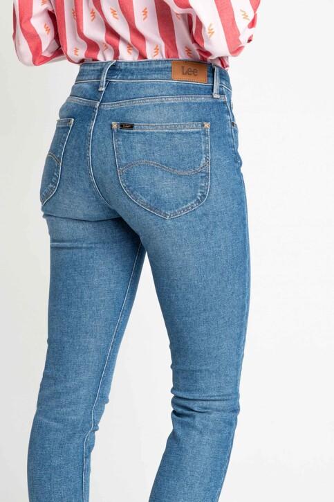 Lee® Jeans slim blauw L305DJJF_HACKETT LT BLUE img4