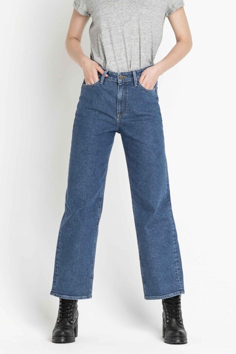 Lee® Jeans wide grijs L30SDJJI_MYSTIC img2
