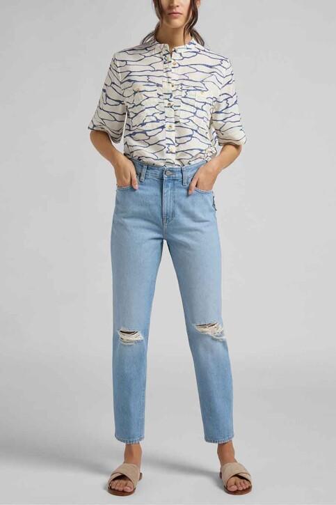 Lee® Jeans straight denim L30UGADK_MID BRODY img2
