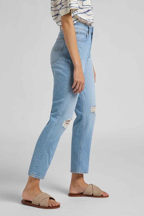 Lee® Jeans straight denim L30UGADK_MID BRODY img4