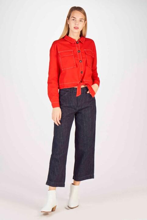 Lee® Jeans wide denim L31HEJCA_HUMBUG STRIPE img2