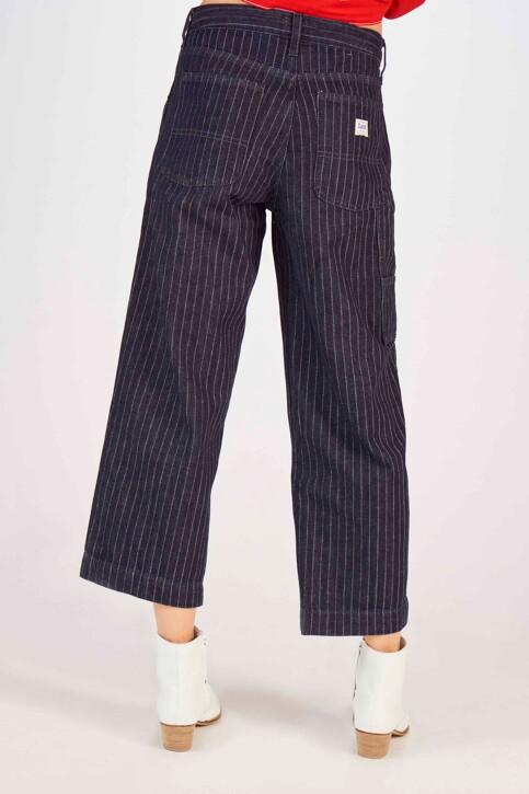 Lee® Jeans wide denim L31HEJCA_HUMBUG STRIPE img3