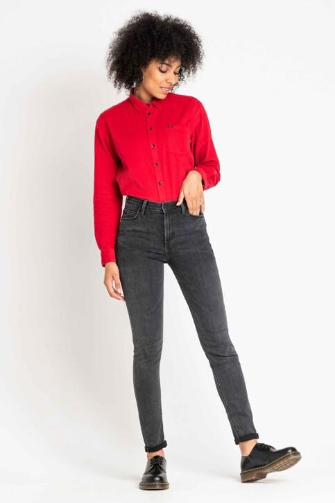 Lee® Jeans skinny zwart L626YGHO_BLACK BUCKLIN img1