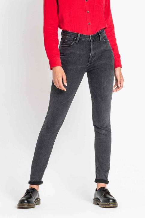Lee® Jeans skinny zwart L626YGHO_BLACK BUCKLIN img2
