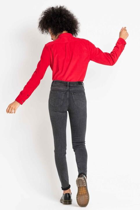 Lee® Jeans skinny zwart L626YGHO_BLACK BUCKLIN img3