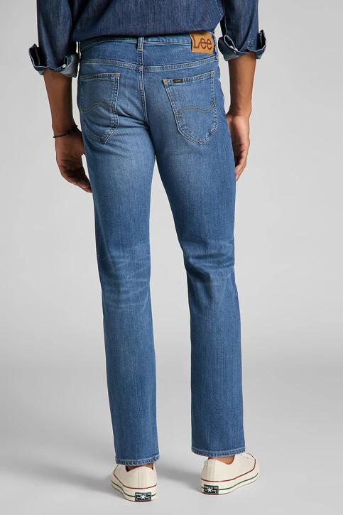 Lee® Jeans straight MID BLUE DENIM L707PXGQ_DARK FREEPORT img2