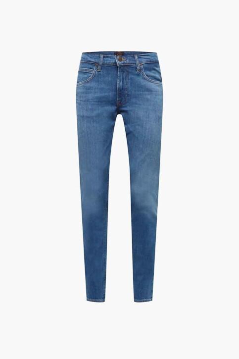 Lee® Jeans straight MID BLUE DENIM L707PXGQ_DARK FREEPORT img3