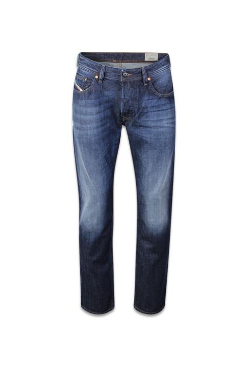 DIESEL Jeans straight denim LARKEE_0823GDARK BLUE img1