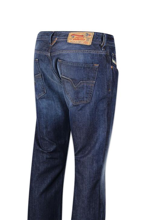DIESEL Jeans straight denim LARKEE_0823GDARK BLUE img4