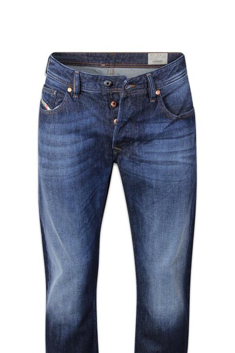 DIESEL Jeans straight denim LARKEE_0823GDARK BLUE img6
