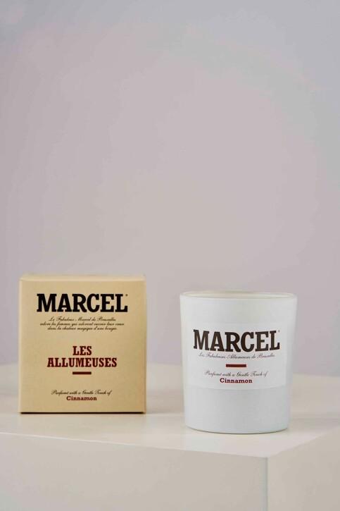 Le Fabuleux Marcel de Bruxelles Kaarsen bruin LES ALLUMEUSES_CINNAMON img1