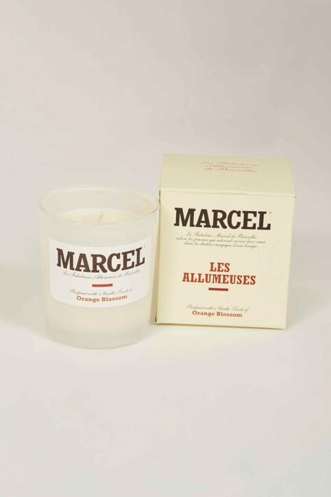 Le Fabuleux Marcel de Bruxelles Kaarsen oranje LES ALLUMEUSES_ORANGE BLOSSOM img2