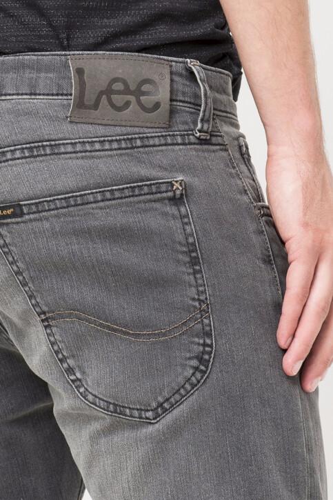 Lee® Jeans tapered noir LUKE_BLACK LEAD img4