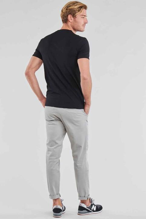 Guess® T-shirts (manches courtes) noir M1RI32J1311_JBLK JET BLACK img3
