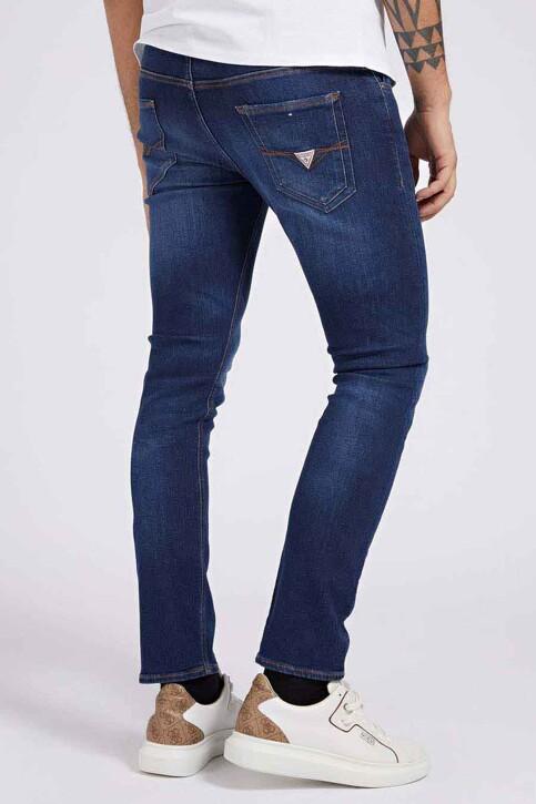 Guess® Jeans straight denim M1YAN2D4GV5_1CRM MID BLUE img3