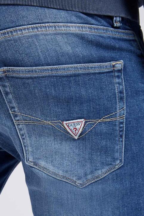Guess® Jeans straight denim M1YAN2D4GV5_1CRM MID BLUE img4
