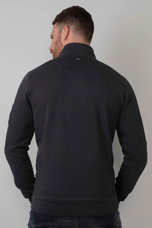 Petrol Industries® Sweaters (gilet) blauw M3010SWC322_5110 DARK NAVY img4