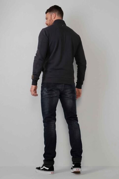 Petrol Industries® Sweaters (gilet) blauw M3010SWC322_5110 DARK NAVY img5