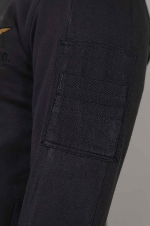 Petrol Industries® Sweaters (gilet) blauw M3010SWC322_5110 DARK NAVY img9