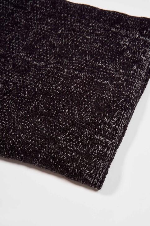Petrol Industries® Wintersjaals zwart M3090SCR933_9999 BLACK img2