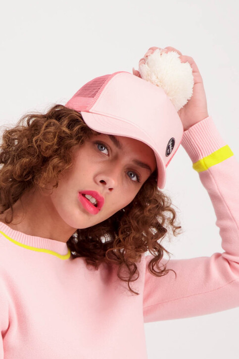 Maurice by Véronique Leysen Casquettes rose MAU CAP S18_PINK img1