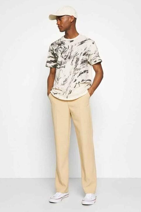 Guess® T-shirts (korte mouwen) ecru MBYI03R8FY3_F1U5 OLYMPIC IV img2