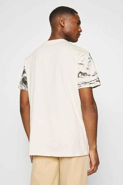 Guess® T-shirts (korte mouwen) ecru MBYI03R8FY3_F1U5 OLYMPIC IV img3