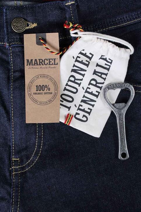 Le Fabuleux Marcel de Bruxelles Jeans slim denim MDB LE JEAN MEN_DENIM BLUE img9