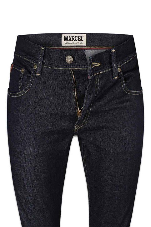 Le Fabuleux Marcel de Bruxelles Jeans slim denim MDB LE JEAN MEN_DENIM BLUE img10