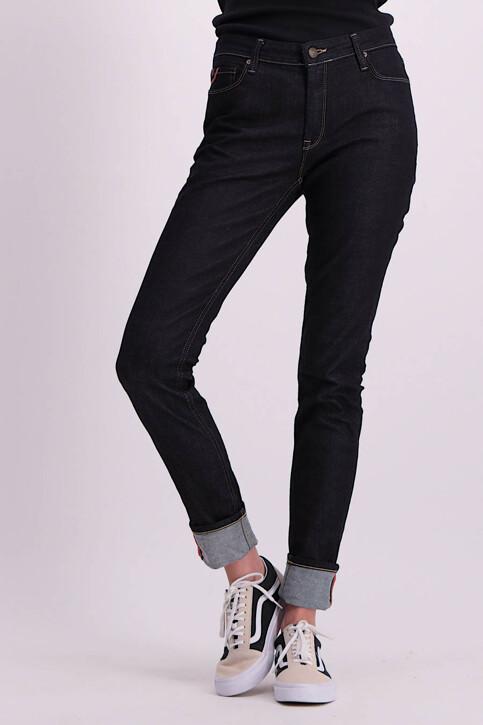 Le Fabuleux Marcel de Bruxelles Jeans slim denim MDB LE JEAN WOMEN_DENIM BLUE img7