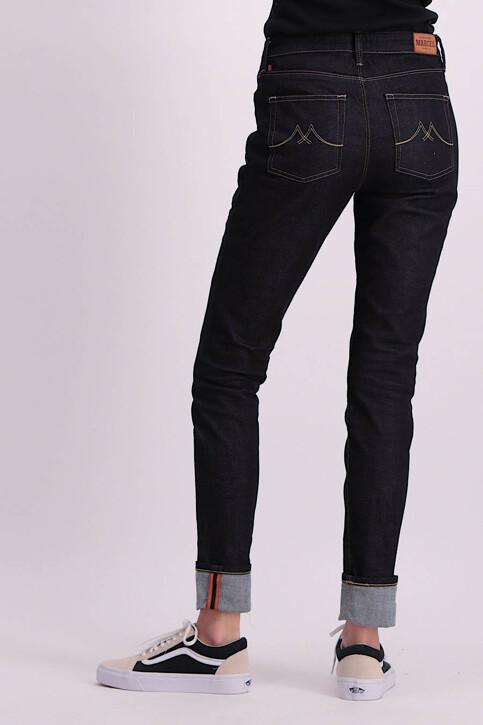 Le Fabuleux Marcel de Bruxelles Jeans slim denim MDB LE JEAN WOMEN_DENIM BLUE img9