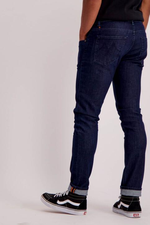 Le Fabuleux Marcel de Bruxelles Jeans straight denim MDB184MT 001_DARK DENIM img2