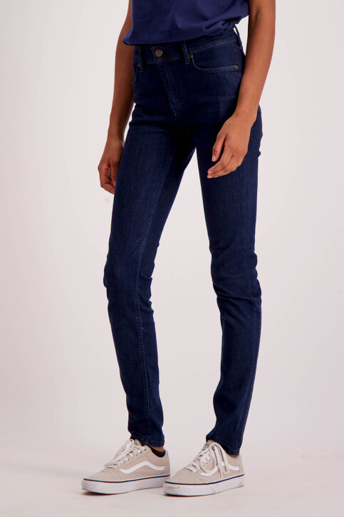 Le Fabuleux Marcel de Bruxelles Jeans skinny denim MDB184WT 005_DARK DENIM img1