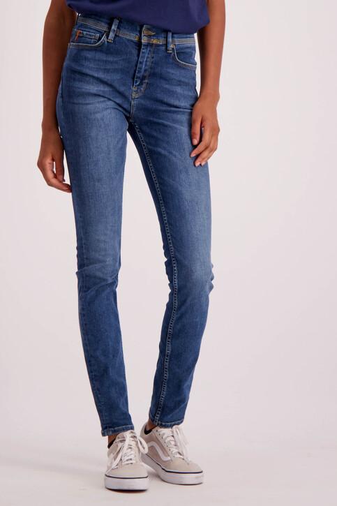 Le Fabuleux Marcel de Bruxelles Jeans skinny denim MDB184WT 007_LIGHT DENIM img1