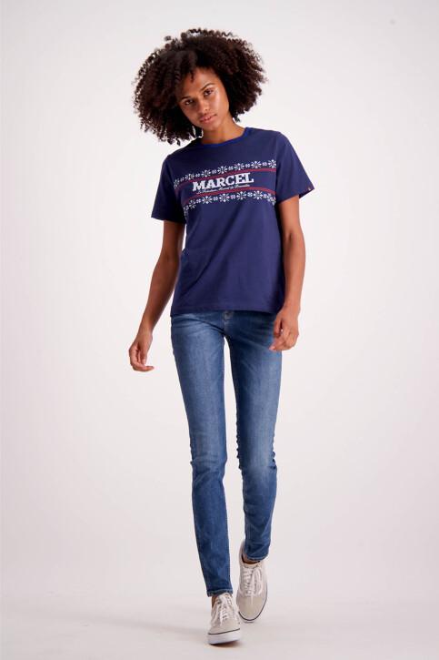 Le Fabuleux Marcel de Bruxelles Jeans skinny denim MDB184WT 007_LIGHT DENIM img2