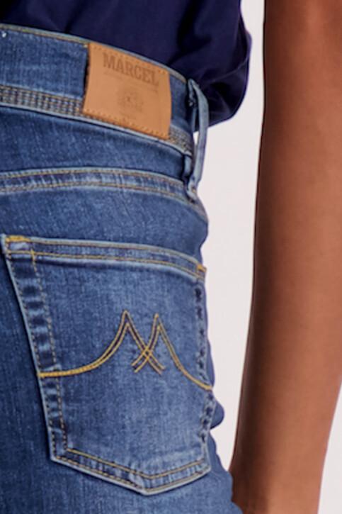 Le Fabuleux Marcel de Bruxelles Jeans skinny denim MDB184WT 007_LIGHT DENIM img5