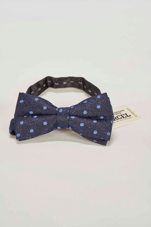 Le Fabuleux Marcel de Bruxelles Noeuds papillon bleu MDB191MA 003_BLUE img4