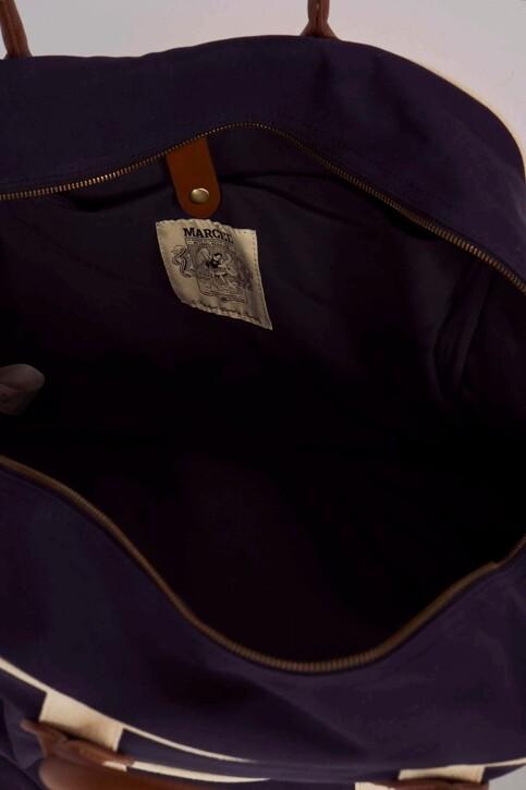 Le Fabuleux Marcel de Bruxelles Sacs en bandoulière bleu MDB191MA 005_NAVY img6