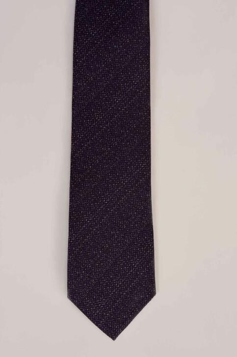 Le Fabuleux Marcel de Bruxelles Cravates bleu MDB191MA 010_BLUE img3