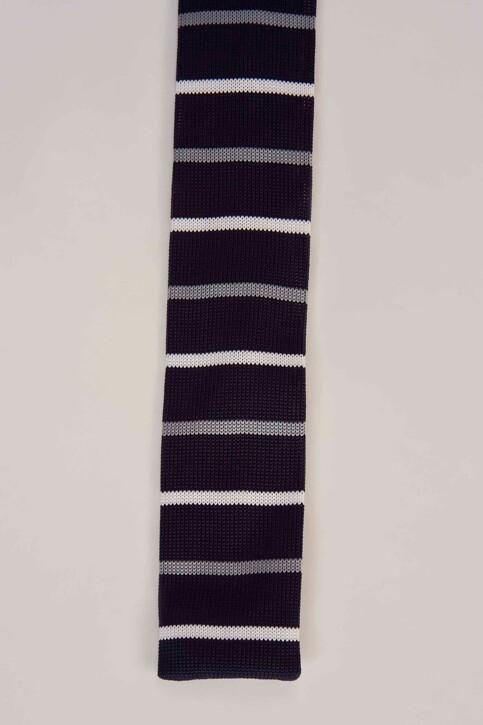 Le Fabuleux Marcel de Bruxelles Cravates bleu MDB191MA 011_NAVY img3