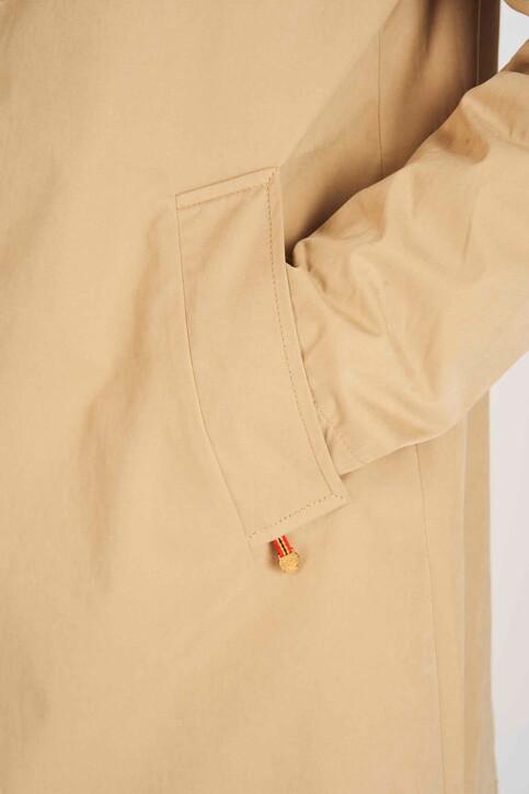 Le Fabuleux Marcel de Bruxelles Vestes longues beige MDB193MT 001_BEIGE img4
