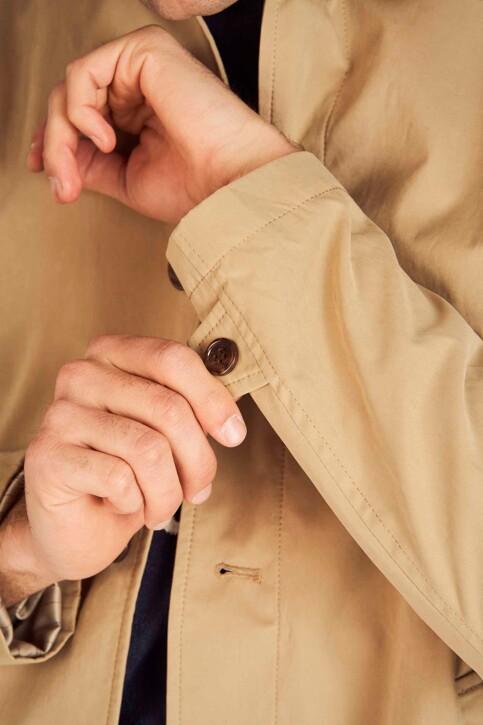Le Fabuleux Marcel de Bruxelles Vestes longues beige MDB193MT 001_BEIGE img6